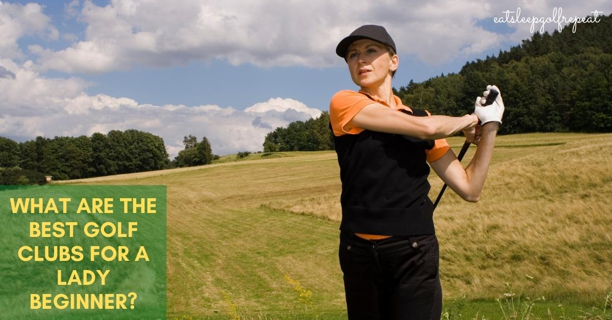 Best golf club for lady image